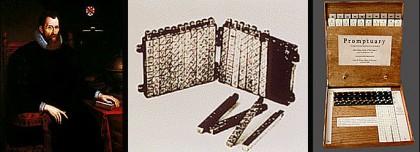 1613 – המצאת הלוגריתמים