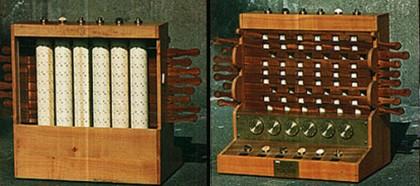 1623 – השעון החישובי